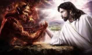 Jesus vs. Demons
